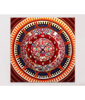 Часы-картина 1C-93-60x60-W