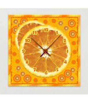 Часы-картина 1C-213-25x25-W