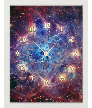 Часы-картина 1C-233-30x40-W