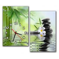 Модульные настенные часы Чувственность