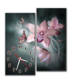 Модульний настінний годинник Тремтливість