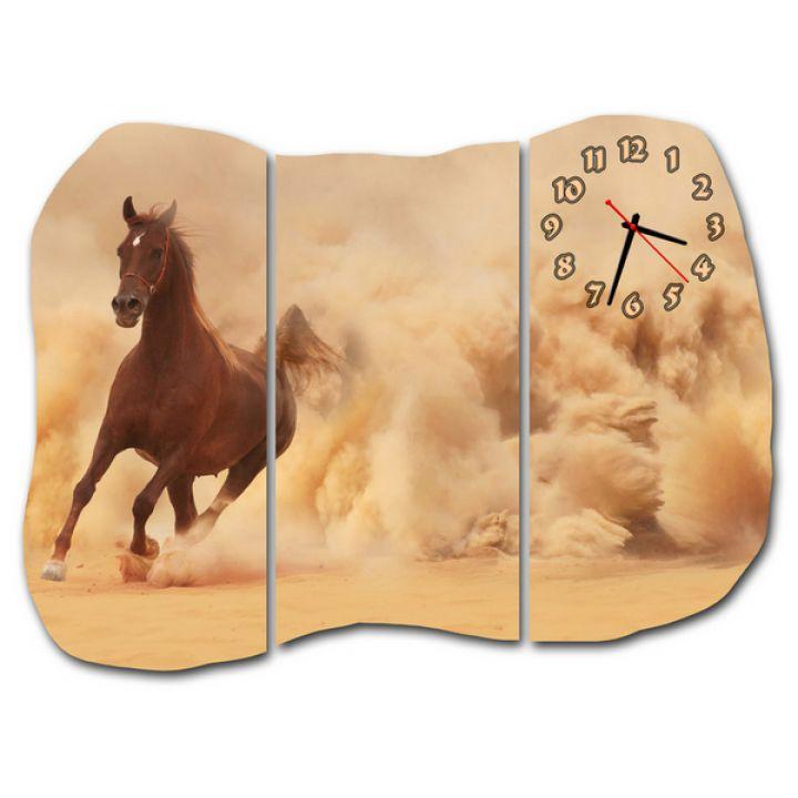 Модульний настінний годинник Стрімкість