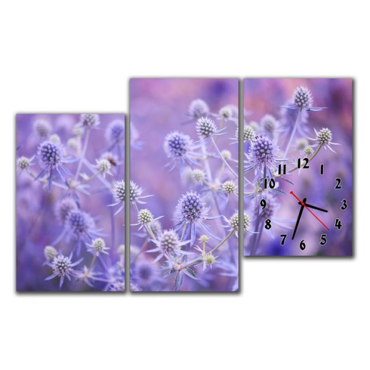 Модульные настенные часы Релакс