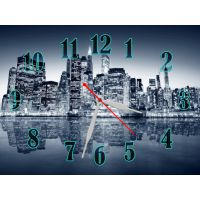 Часы Завораживающий Город
