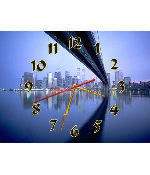 Часы Эффектная Панорама