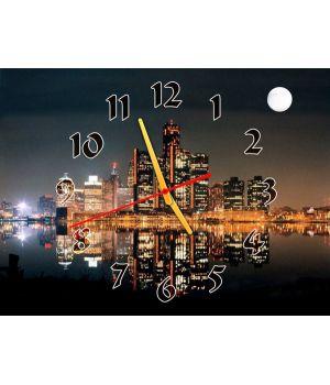 Часы Полнолуние в Мегаполисе