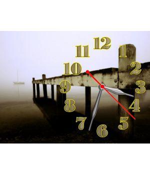 Часы Речная Панорама