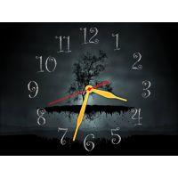 Часы Невесомый Островок