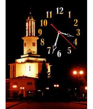 Часы Озаряемый Огоньками