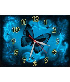 Часы Черная Бабочка