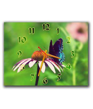 Часы Очаровательная природа, 30х40 см