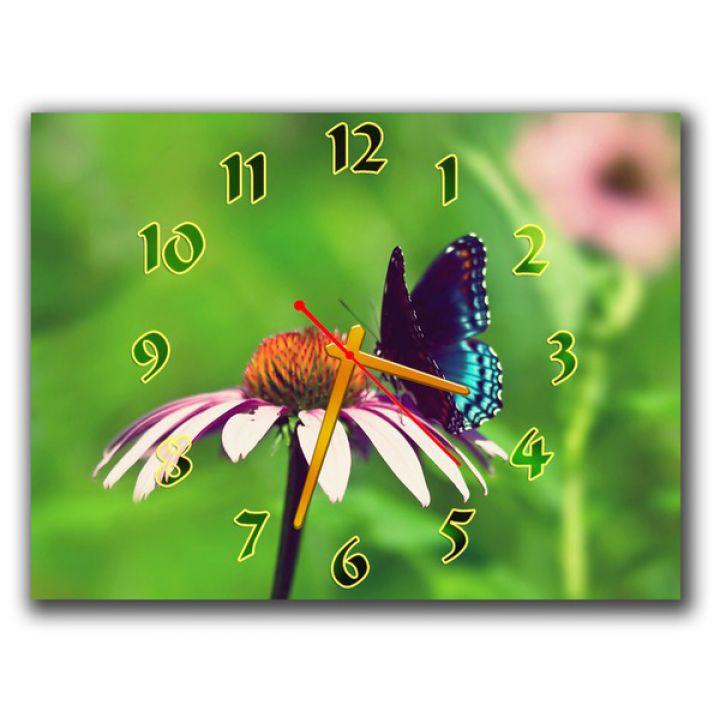 Годинник Чарівна природа, 30х40 см