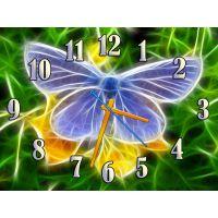 Часы Пленительность, 30х40 см