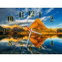 Часы Гармония Природы, 30х40 см