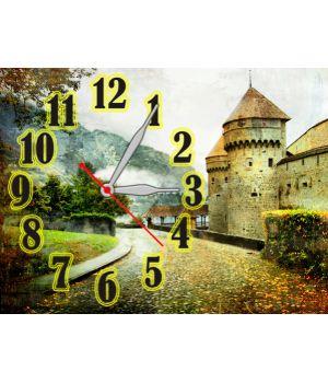 Часы Романтичный Замок