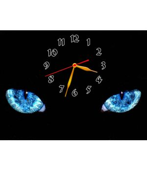 Часы Магический Взгляд, 30х40 см