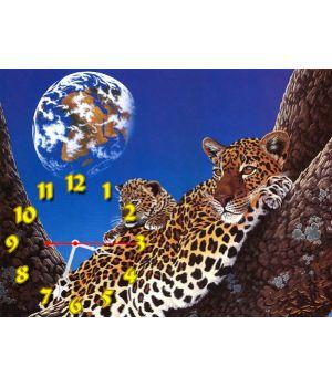 Часы Леопарды