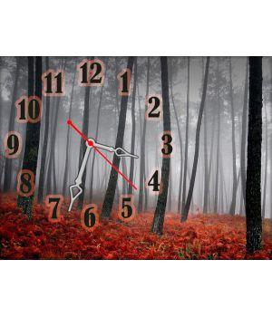 Часы Поздняя Осень