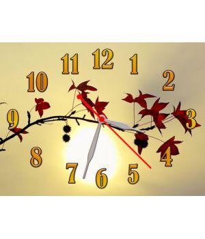 Часы Яркая Осень