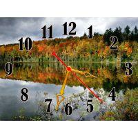 Часы Удивительный Лес, 30х40 см