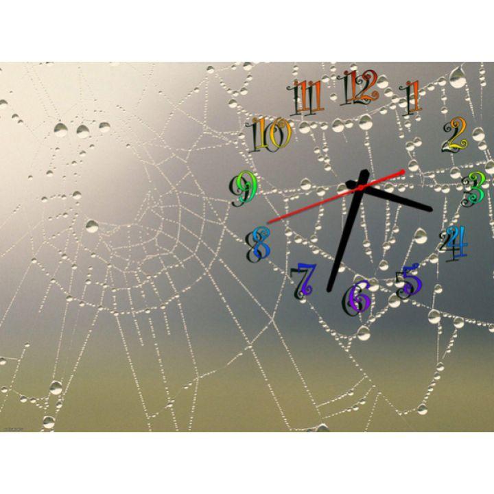 Годинник Павутинка, 30х40 см