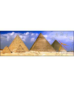 Часы настенные Пирамиды