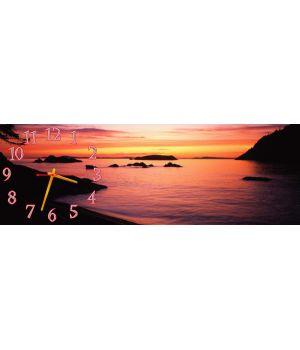 Часы настенные Чудесный Закат