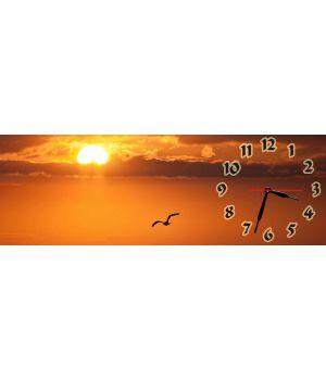 Часы настенные Чайка