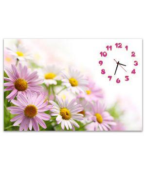 Часы настенные Милые Ромашки, 60x90 см