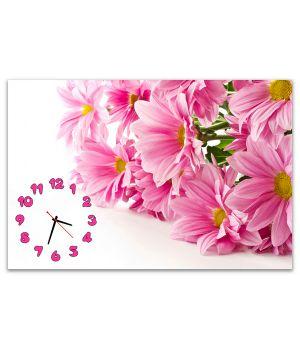 Часы настенные Милые Цветы, 60x90 см
