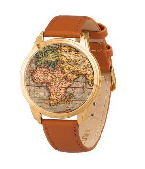 AW 023-2 Карта мира
