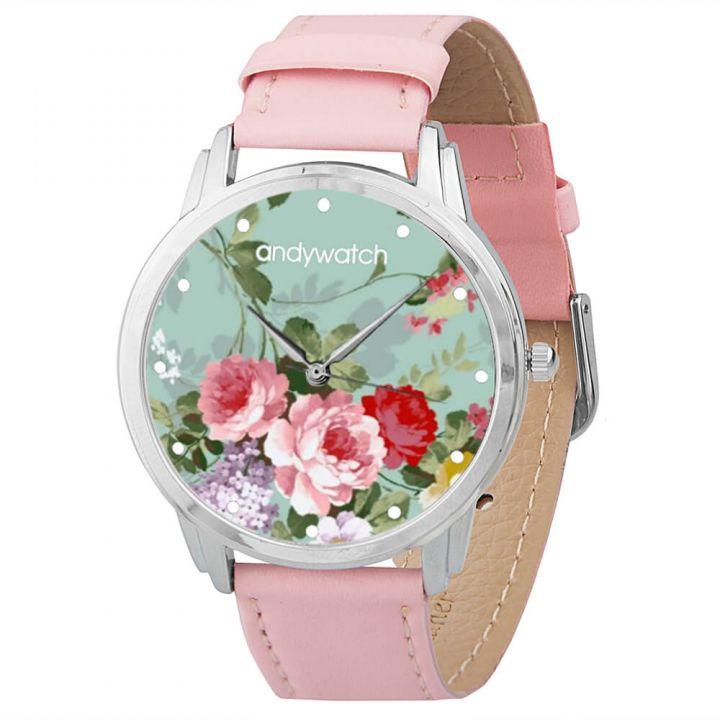 Женские наручные часы AW 066-3-4 Нежные цветы