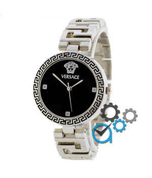 Versace Special Bracelet Silver-Black