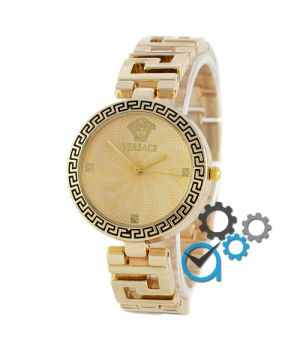 Versace Special Bracelet Gold-Gold