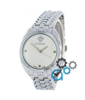 Versace 1010 Silver-White