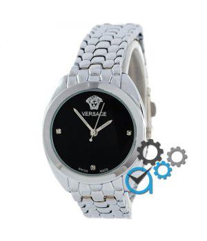 Versace 1010 Silver-Black