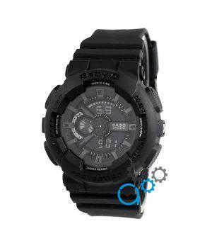 Casio GA-110 Baby-G All Black