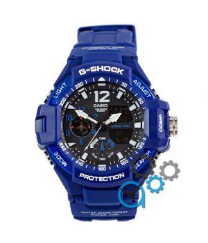 Casio G-Shock GA-1100 Blue-Black