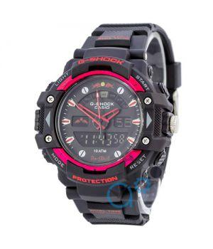 Casio G-Shock Red Bull Black-Red