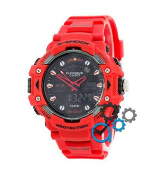 Casio G-Shock Red Bull Red-Black