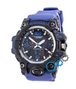 Casio G-Shock GWG-1000 Black-Blue Wristband