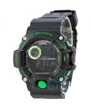 Casio G-Shock GW-9400 Black-Green