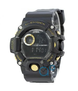 Casio G-Shock GW-9400 Black-Gold New