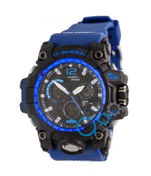 Casio G-Shock MTG-G1000D Black-Blue Wristband