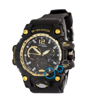 Casio G-Shock MTG-G1000D Black-Gold