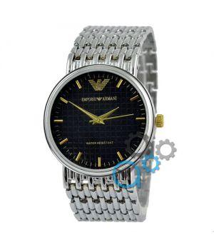Armani 3100G Silver-Black