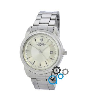 Rolex Datejust Date Classic All Silver