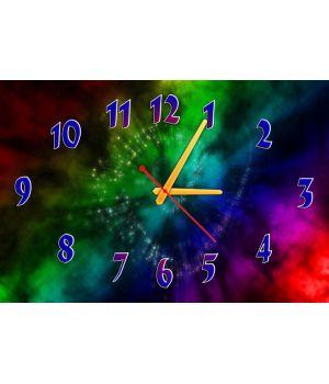 Детские настенные часы Фантазии