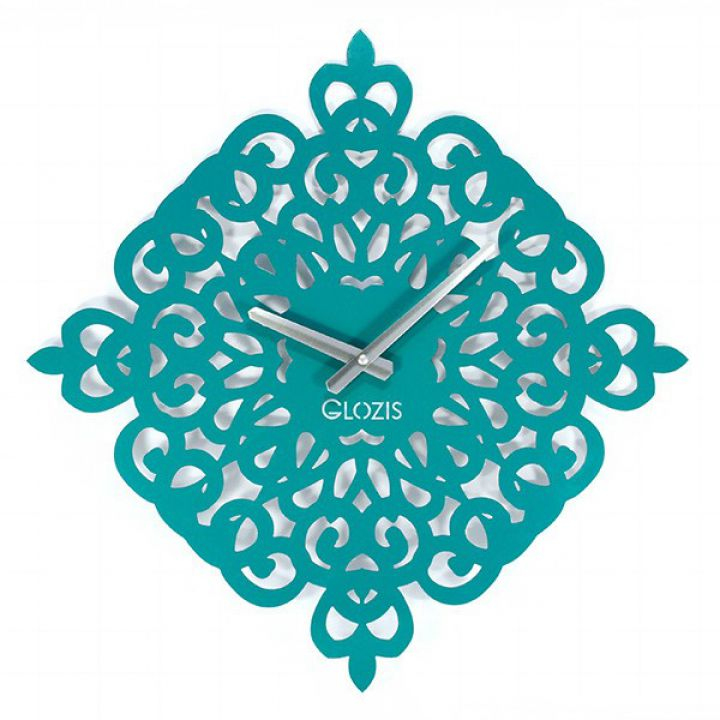 Авторские настенные часы Glozis Arab Dream
