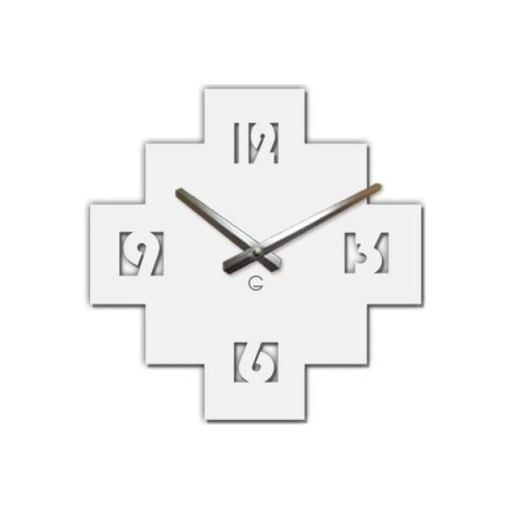 Настенные дизайнерские часы Glozis Crossword